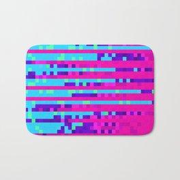 Pixel Pattern 2 Bath Mat