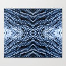 Rippling Canvas Print