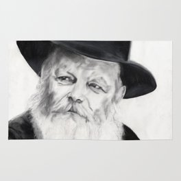 Lubavitcher Rebbe Rug