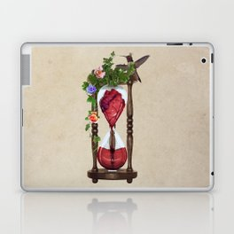 time heals Laptop & iPad Skin
