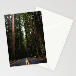 The Road to Wisdom - Nature Photography Stationery Cards