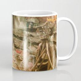 Where Eagles Go Coffee Mug