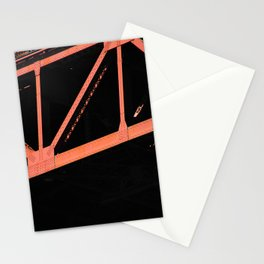 Crosshairs - Golden Gate Bridge San Francisco Stationery Cards