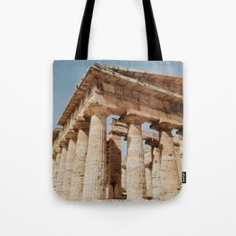 Hera temple Tote Bag