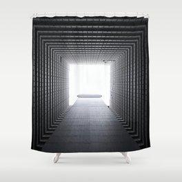 Ping Shek 1 Shower Curtain