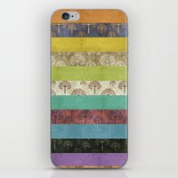 african iPhone & iPod Skins featuring African Mix by OAH95