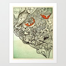 &viva Art Print