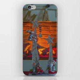Happy Christmas. iPhone Skin