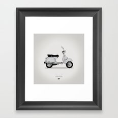 Icons 006 Framed Art Print