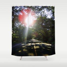 Sun Light, Sun Bright Shower Curtain