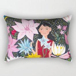 Yuko Nagamori | Hana Yoi, 2009 Rectangular Pillow