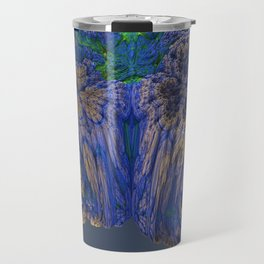 Mean Coral Travel Mug