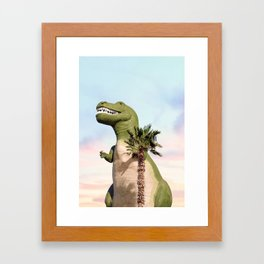 Cabazon Framed Art Print