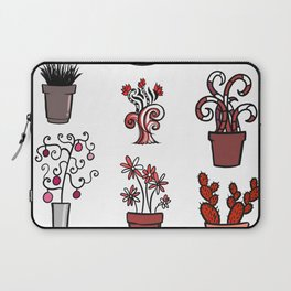 Plants and Other Things Laptop Sleeve
