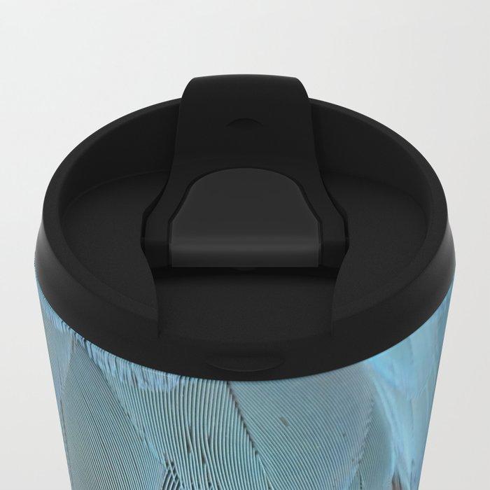 feather II Metal Travel Mug