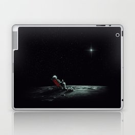 Space Chill Laptop & iPad Skin