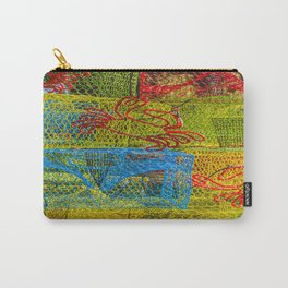 Crabs and traps  Carry-All Pouch