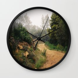 (follow the path) Wall Clock