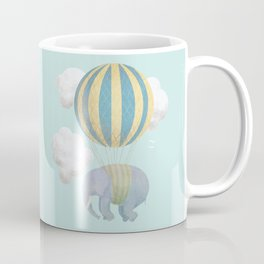 Escape From the Circus Coffee Mug
