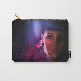 Rachael Blade Runner Poster Carry-All Pouch