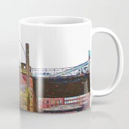 Hamburg Bridges Coffee Mug