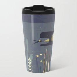 The Fishtank Travel Mug