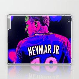 Neon Neymar Laptop & iPad Skin