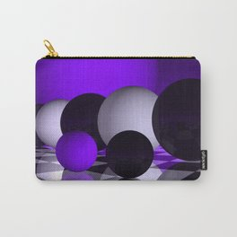 go violet -02- Carry-All Pouch