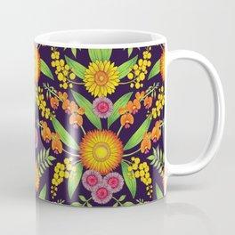 Australian Wildflowers Coffee Mug