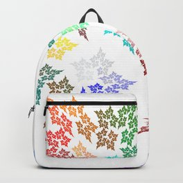 Transitionary Rainbow Backpack