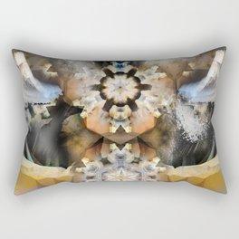 Organza Lampshade Rectangular Pillow