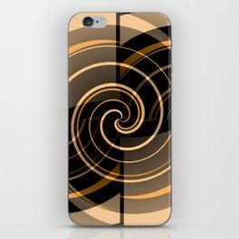 Caramel & Licorice Fudge iPhone Skin