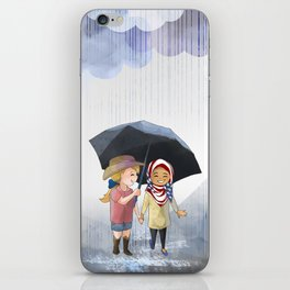 Love Trumps Hate #2 iPhone Skin