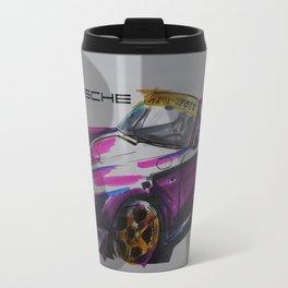 Colourful mean machines Travel Mug