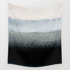 shades of grey Wall Tapestry