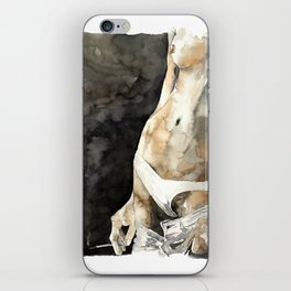 HAND#3 iPhone Skin