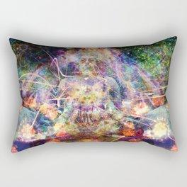 Mind Manifesting Rectangular Pillow