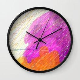 Atlantic Breezes Wall Clock