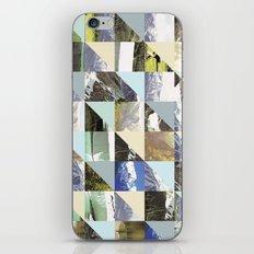 Rock Pattern iPhone & iPod Skin