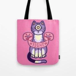 PsyCat Commands You Tote Bag