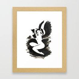 Devil/Angel 1 Framed Art Print