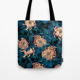 Сhrysanthemums Tote Bag