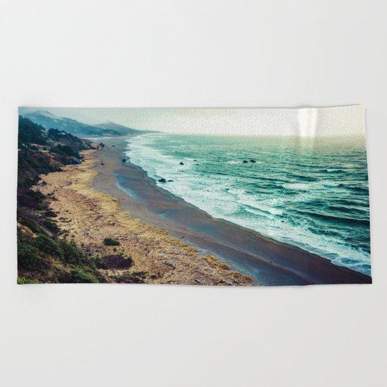 Good Morning Beach Beach Towel