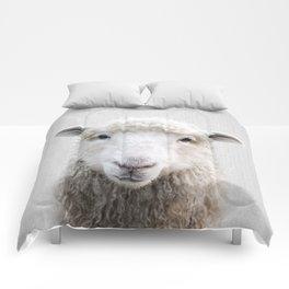 Sheep - Colorful Comforters