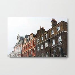 Swedenborg House, London Metal Print