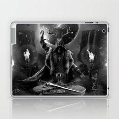 I. The Magician Tarot Card Illustration Laptop & iPad Skin
