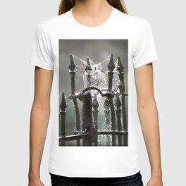 """""""Tangled Webs"""" jjhelene design T-shirt"""