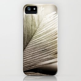 Feather Tip iPhone Case
