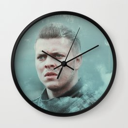 The Ice Does Not Forgive Wall Clock