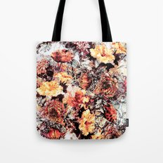 RPE FLORAL ABSTRACT Tote Bag